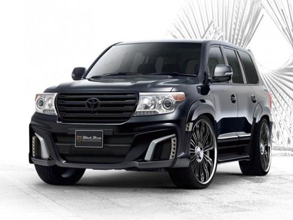 Toyota Land Cruiser 2015 có giá 2,8 tỷ tại Việt Nam